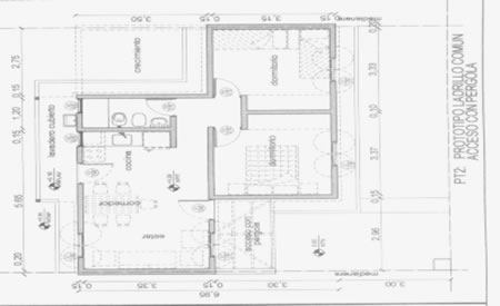 planos de casas ipv mendoza